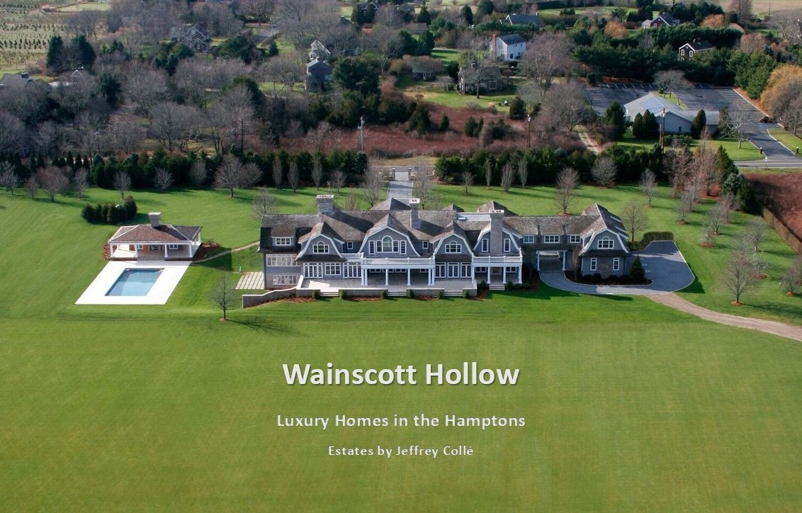 Ultra Luxury Home Development Project In The Hamptons Seeking $80 Million  Of Debt And Equity Capital For This Fully Approved Development